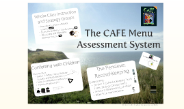The CAFE Book - Using the CAFE as a Menu to Select Reading Goals, a System for Assessment, and a Guide for Instruction