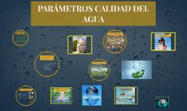 Copy of PARAMETROS CALIDAD DEL AGUA