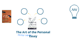 the art of the personal essay introduction