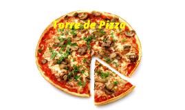 Torre de Pizza
