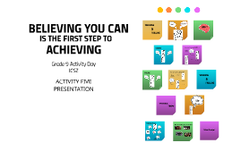 ACTIVITY 5 - Activity Day