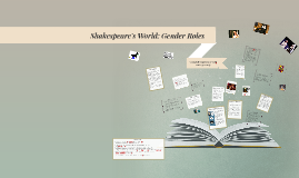Copy of Shakespeare's World: Gender Roles