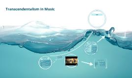 Transcendentalism in Music