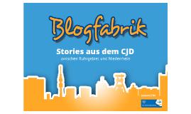 Stories aus dem CJD