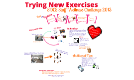 Trying New Exercises