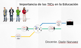 Copy of Importancia de las TICs en la Educacion