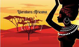 Copy of Literatura Africana