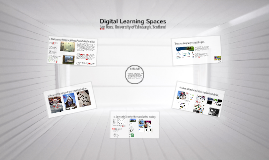 Digital Learning Spaces
