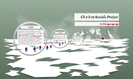Social Chapter 9 & 10 project