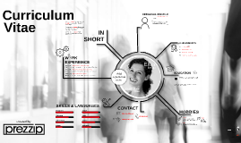 Copy of FREE - Curriculum Vitae by Prezzip.com