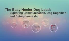 The Easy Heeler Dog Lead: