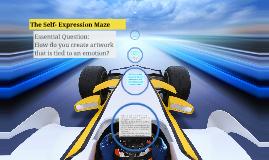 Self Expression Maze