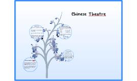 Chinese Theatre