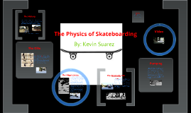 The Physics of Skateboarding