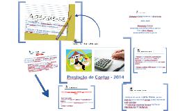 Reunião primeiros repasses - PDDE - prestação de contas 2014