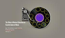 Music Presentation