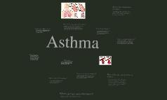Sean's Prezi on Asthma