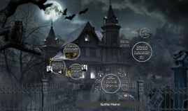 BHCS Frankenstein and Gothic Horror