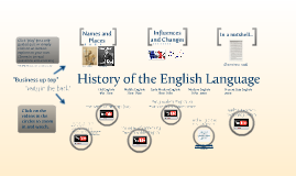 History of English - Final Exam Review