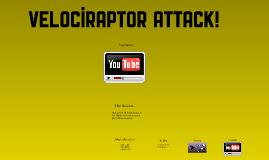 Velociraptor Attack Animation