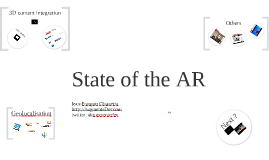 State of the AR
