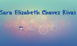 Sara Elizabeth Chavez Rivas