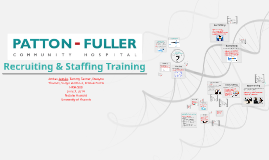 trend analysis to plan for staffing at patton fuller hospital A staffing trend analysis is a critical aspect of developing a work force planning strategy to meet the objectives of a company analyzing staff trends helps the business owner to identify issues .