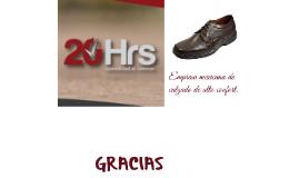 Copy of Empresa mexicana de calzado de alto confort.