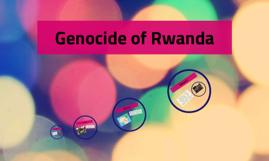 Genocide of Rwanda