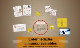 Enfermedades inmunoprevenibles