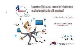 Déconnexion et technostress : comment éviter le phénomène de saturation induit par les outils numériques ?