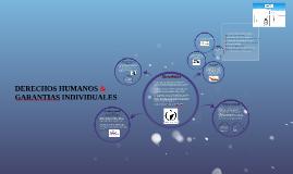 Copy of DERECHOS HUMANOS & GARANTIAS INDIVIDUALES