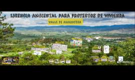 Proyecto Habitacional en el Valle de Amarateca