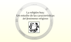 Introducción al Fenómeno Religioso 1