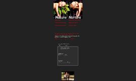 Copy of Nature Vs. Nurture