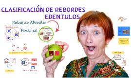 Reborde Alveolar Residual