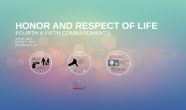 HONOR AND RESPECT OF LIFE