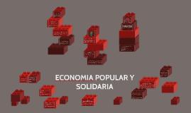 ECONOMIA POPULAR Y SOLIDARIA