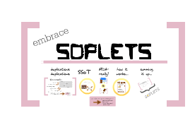 Copy of What are SOPLETS?