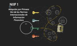 Copy of Nic 1 Presentación de Estados Financieros