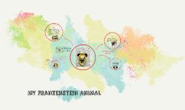 MY Frankenstein ANIMAL