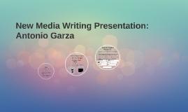 New Media Writing Presentation: