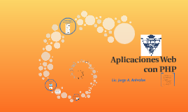 Aplicaciones Web con PHP (LP3)