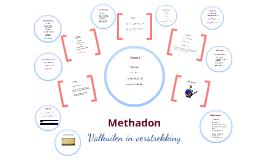 Methadon: valkuilen in verstrekking