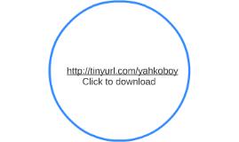 http://tinyurl.com/yahkoboy