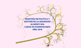 Maestría en PyGSA-Epidemiología