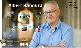 Copy of Albert Bandura