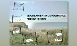 MODELACION DE POLÍMEROS POR INYECCIÓN