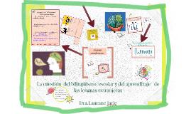 La cuest'del bilinguismo