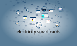 electricity smart cards